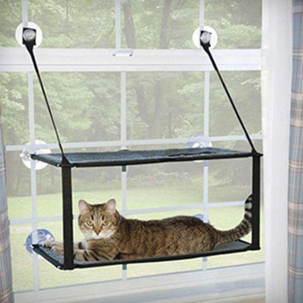 15 Puppy Proof Balcony Decoracion De Comedores Cat Window Cat Window Perch Cat Perch