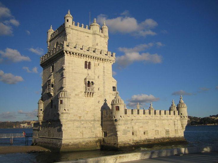 Torre de Belem-Lisboa