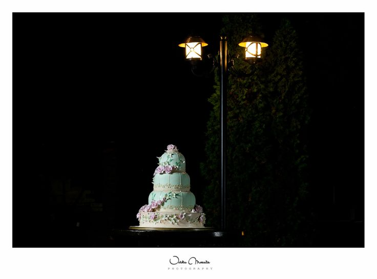 My lovely wedding cake