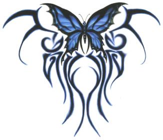 Celtic Butterfly Tattoos | Tribal Tattoo Designs, The Most Recognizable of All Tattoo Designs