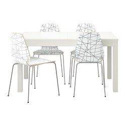 25 best ideas about table et chaise ikea on pinterest table pliante murale - Table lumineuse ikea ...