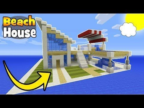 "http://minecraftstream.com/minecraft-tutorials/minecraft-tutorial-how-to-make-a-modern-beach-house-minecraft-house/ - Minecraft Tutorial: How To Make A Modern Beach House ""Minecraft House"" Cartoon/Movie Houses – https://www.youtube.com/playlist?list=PLVfyBBWTXosAdWj4ZsG8EhBtlW6vWfJMN In this tutorial i show you how to make this awesome modern beach mansion! Twitter – @TSMC360 Check Out My Figurine You Can Buy! https://zazzy.co/collectible/TSMC-figurine/ Animal H"