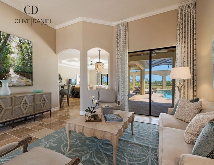 Clive Daniel interior design