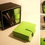 Creazioni colorate ed accattivanti di packaging di prodotti