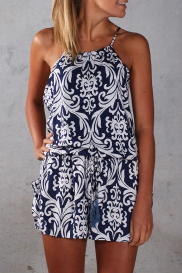 Be Inspired Playsuit - Dresses - Shop by Product - Womens