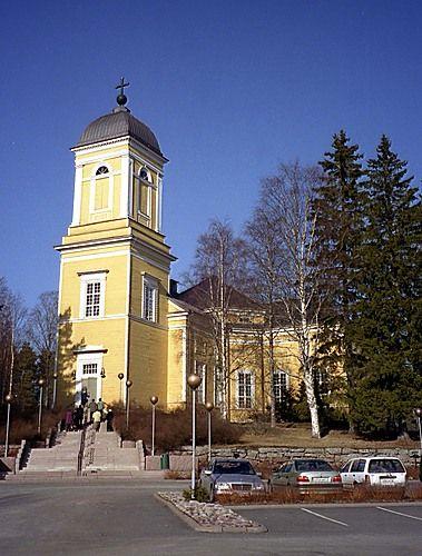 Sergey Samusenko - Kankaanpään kirkko