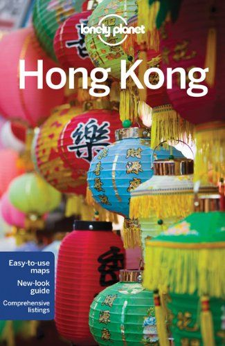 Lonely Planet Hong Kong (City Guide) « LibraryUserGroup.com – The Library of Library User Group