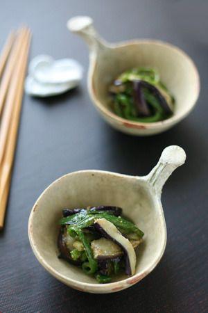 ナスとピーマンの胡麻和え by まゆみさん | レシピブログ - 料理ブログ ...