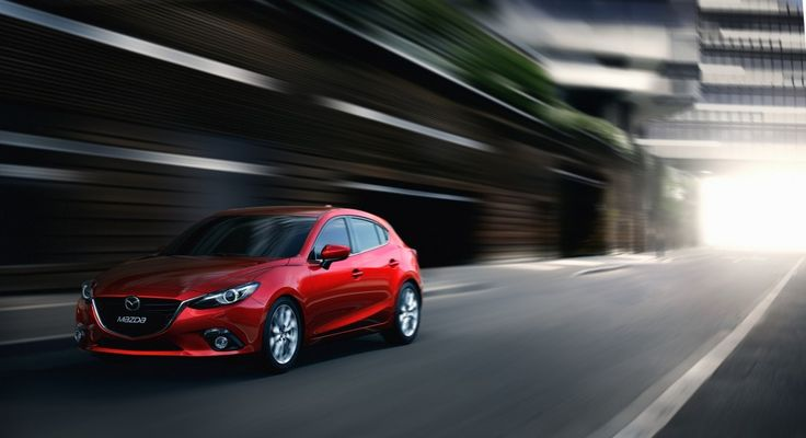 Three is the magic number - Mazda 3! - http://www.silverhairs.com/three-is-the-magic-number-mazda-3/