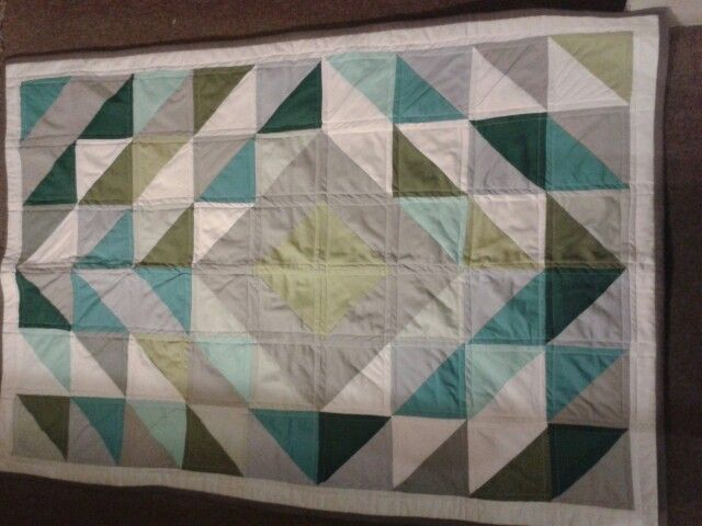 Baby biy quilt