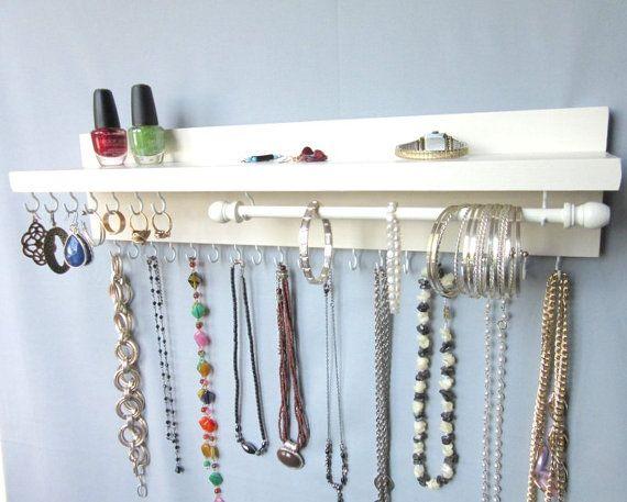 56 best ThePineTreeShop images on Pinterest Necklace holder