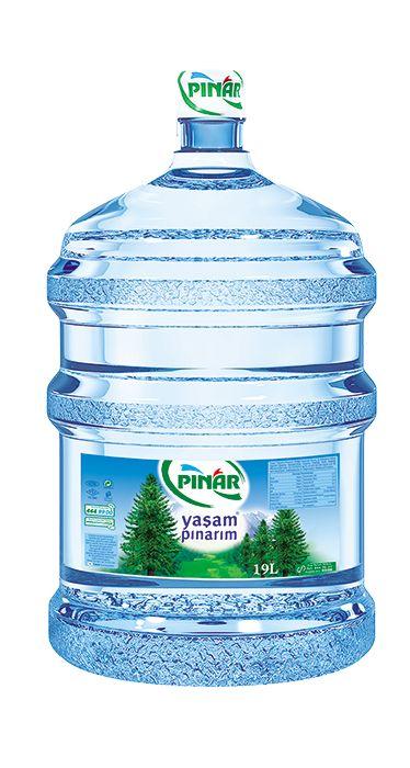 Pınar Damacana Su 19 lt