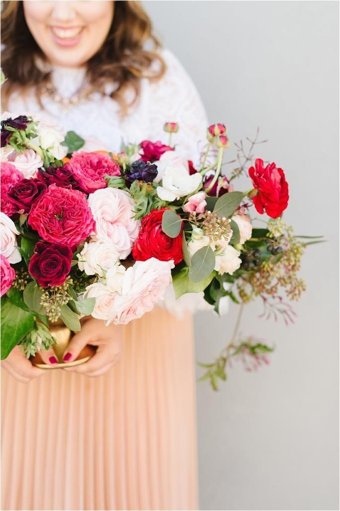 Bridal Shower Ideas | Florals | Bouquets | Flower arrangements