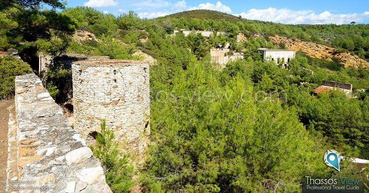Metalia, Thassos