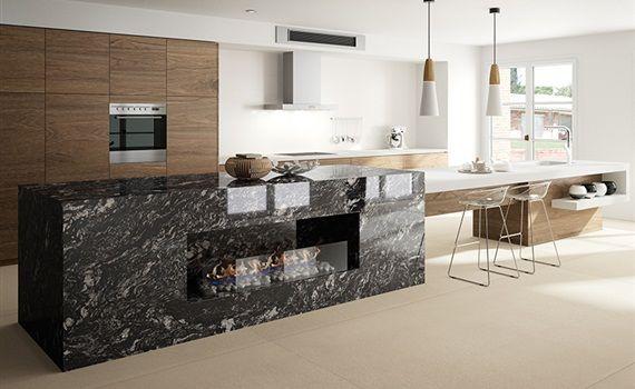 Exotisch graniet als eyecatcher in je interieur - Residence