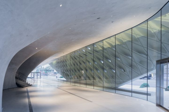 The Broad Contemporary Art Museum by DS+R & Gensler, Los Angeles – California » Retail Design Blog