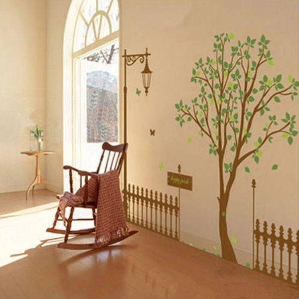 Removable Wall Art 168 best tree wall decals images on pinterest | tree wall decals