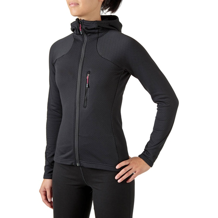 MEC Khamsin Hoodie (Women's) - Mountain Equipment Co-op.- Hiking light fleece hoodie