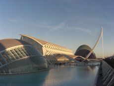 Sea, sunshine and science in Valencia