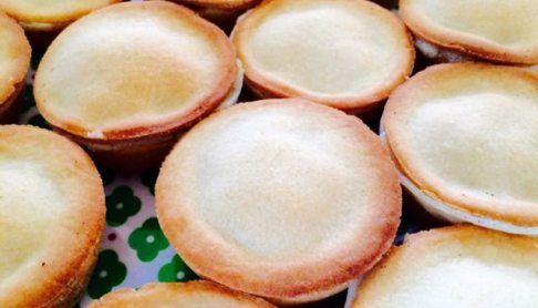 Cremelinser med hjemmelavet kagecreme