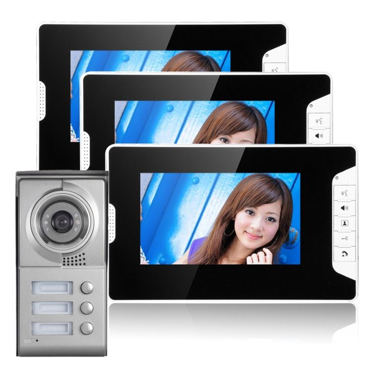 31 Best Door Intercom Images On Pinterest Intercom Camera And Cameras