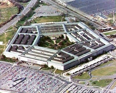 The Pentagon- one of my favorite shapes and least favorite buildings. :)