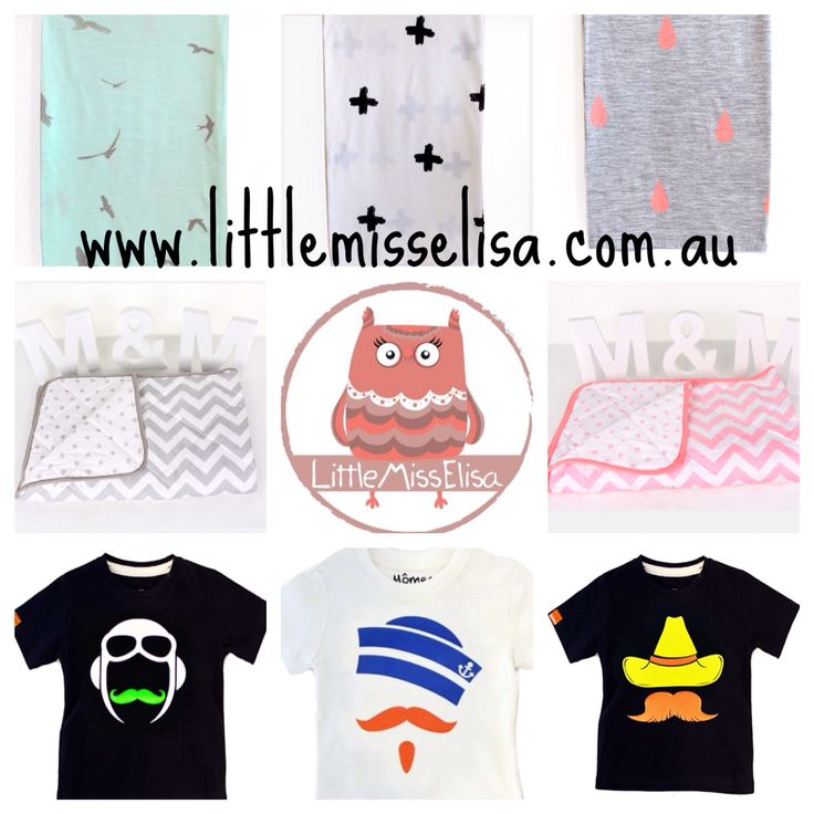 NEWS | We are so thrilled to have @littlemisselisa as our new stockist!❤️ This new & funky online boutique has just recently opened and is own by Laura who is so lovely to deal with!  We love supporting new small businesses as we are quiet new ourselves and understand how tough it can be when we are a #newbie!  Show them some love if you like what you see  #wholesale#boutique#australia#shop#organic#MÔMES#momes #moustache #kidsstyle #kidsfashion