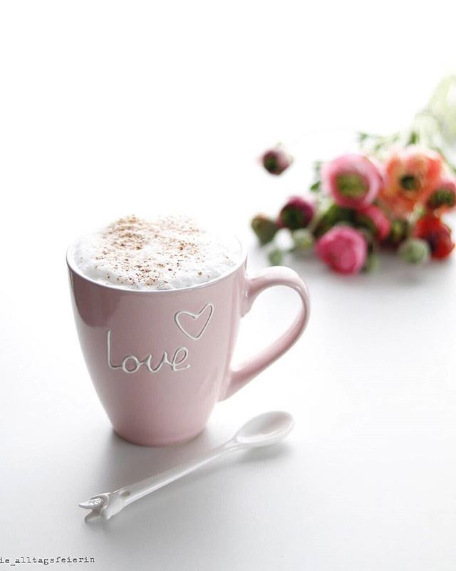 Good Morning Lovely People Whatever You Do Today Do It With Love Coffee Cafe Coffee Lover Cafe Food
