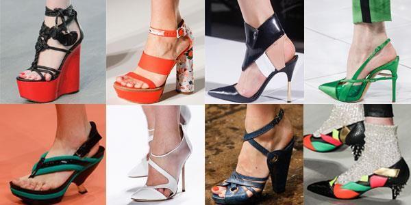 Какая обувь и одежда будет модной этой весной и летом