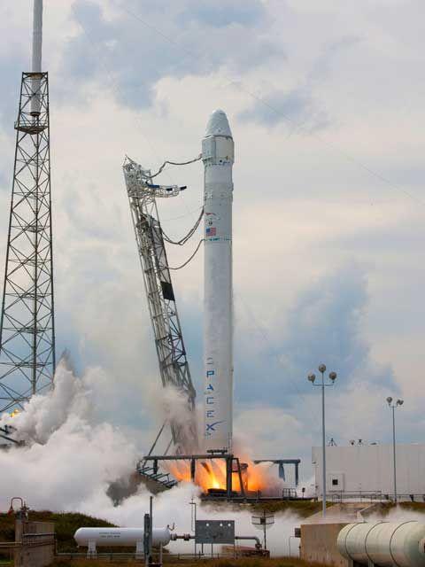 SpaceX - Updates