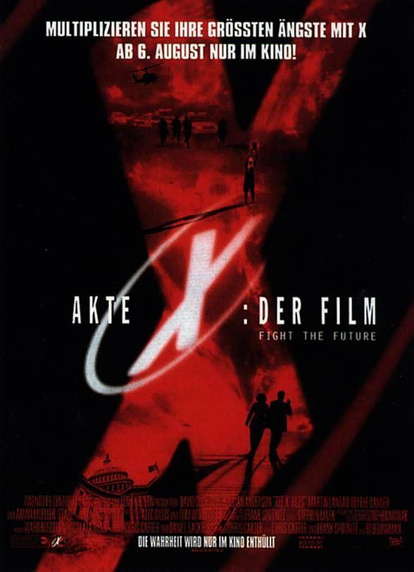 Akte X - Der Film / The X-Files: Fight the Future