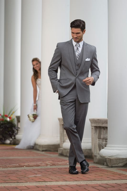 charcoal gray suit #myweddingwhims