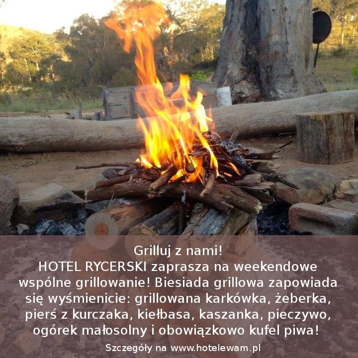 Hotel Rycerski www.hotelewam.pl  #hotels #hotelewam #szczecin #poland #grill #weekned  #promotion