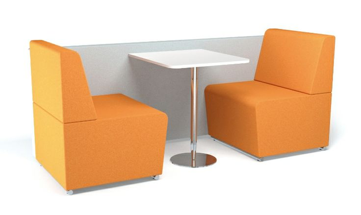 Fifteen Diner Units / Pod Units - Product Page: http://www.genesys-uk.com/Soft-Seating/Fifteen-Seating-Booths/Fifteen-Diner-Units-Fifteen-Pod-Units.Html  Genesys Office Furniture - Home Page: http://www.genesys-uk.com  Fifteen Diner Units and Fifteen Pods Units form a modular range of seating booths, with a variety of component parts, offering seating for one to four people.  The range includes low back and high back units, which can incorporate an integral side screen and table, if…