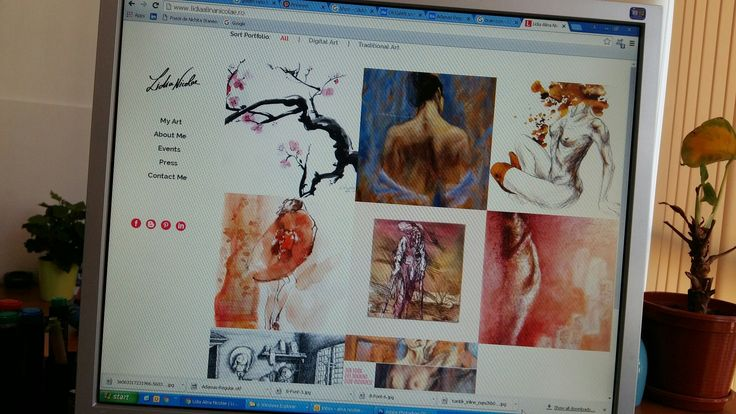 www.lidiaalinanicolae.ro My Website #myart #drawings #painting #tradionalart #digitalart #aboutme #albums #lidianicolae