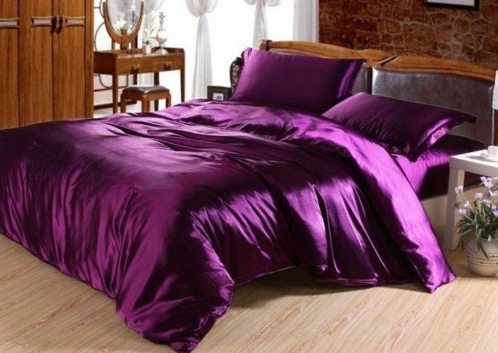 25 Best Ideas About Purple Bedspread On Pinterest