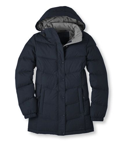 Goose Down Hooded Parka: Winter Jackets   Free Shipping at