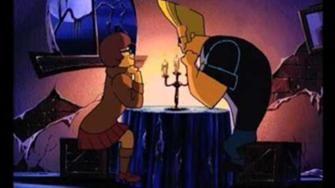 CNX Johnny Bravo Johnny & Velma