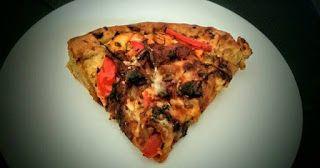 Menu Spesial-Pizza Ayam Saos Barbeque