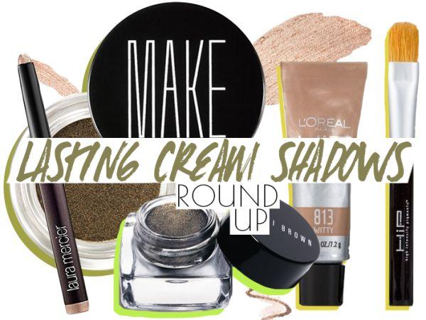 Best Cream Eyeshadows For Long-Lasting Wear | StyleCaster