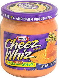Cheese Whiz - Queso