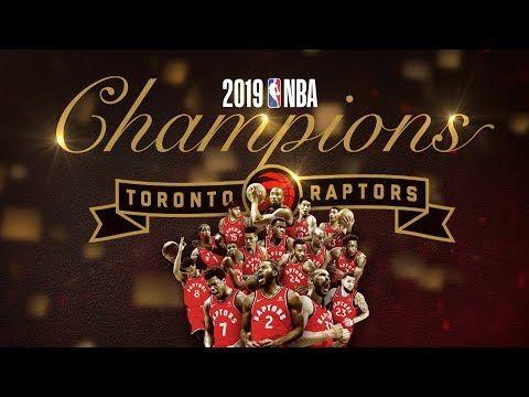 DVD & Blu-ray: 2019 NBA CHAMPIONS – TORONTO RAPTORS – Movie Trailers