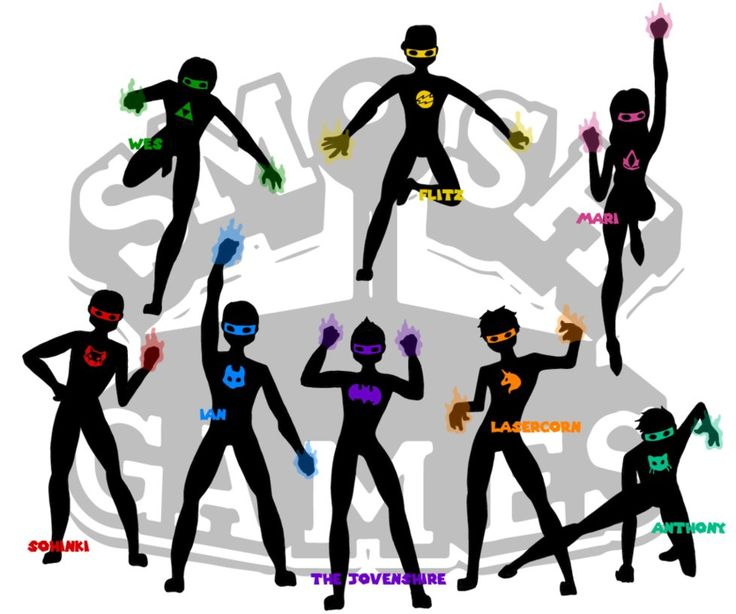 Smosh Superheroes by ChemistryMuse on DeviantArt