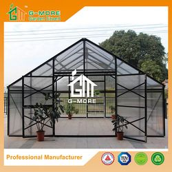 Source G-MORE Titan/Grange Series, 3M Width/8M length, Super Strong Premium Aluminum/10MM Polycarbonate Large Greenhouse(GM32308-B) on m.alibaba.com