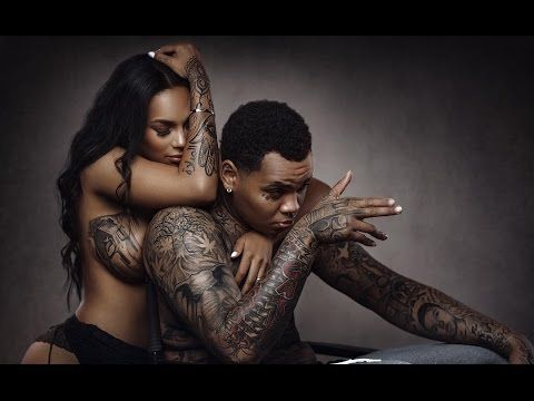 BEST Kevin Gates and Dreka Gates Compilation (Wedding, interview, Life, instagram) - YouTube