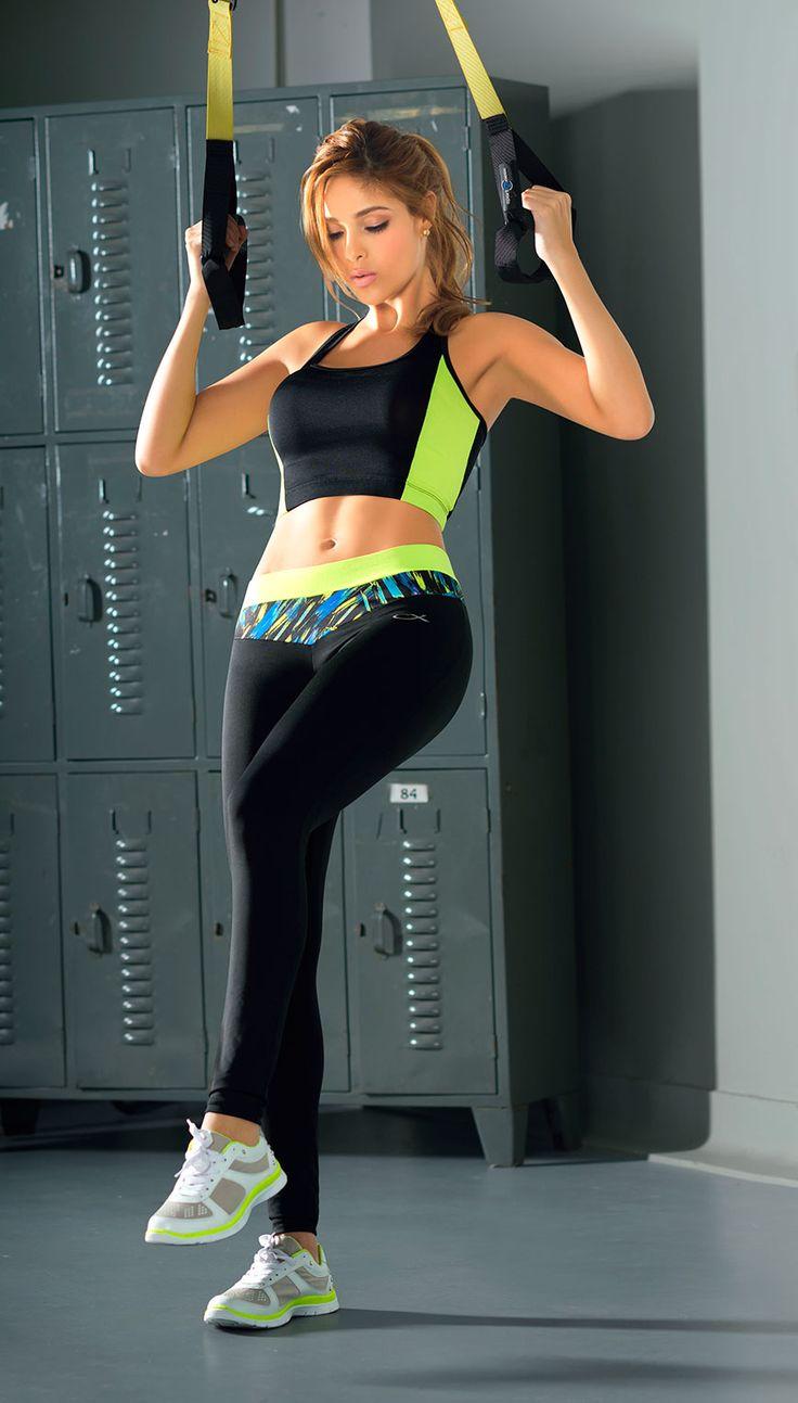#CxSport #Fitness #CarmelModa