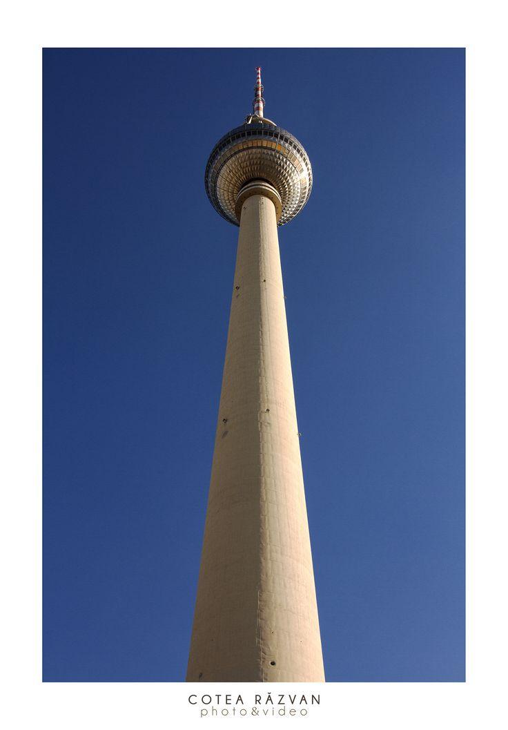 #tvtower #berlin #sunset #trip   https://www.facebook.com/fotonuntabucuresti/