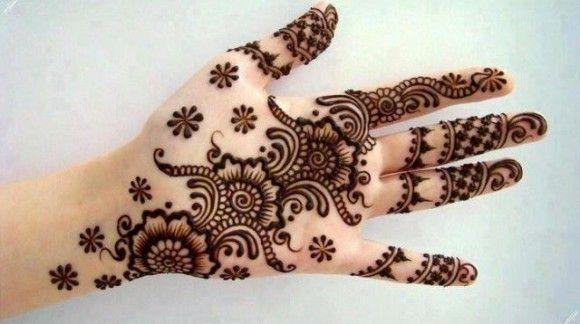 Best Eid Mehndi Designs for Girls