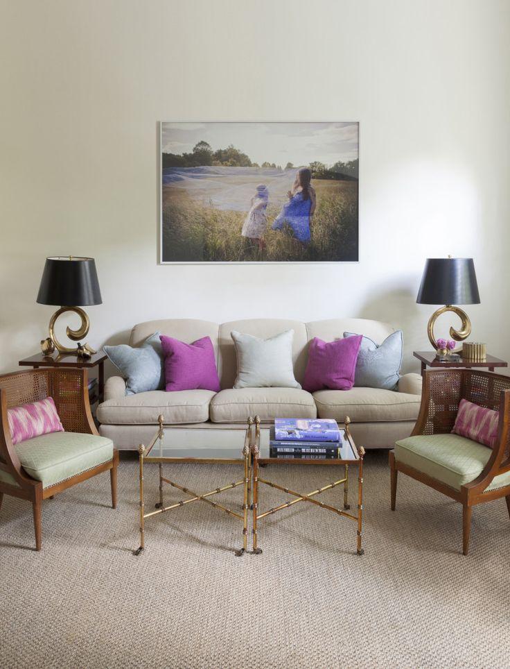 Living  Family Rooms  Mona Ross Berman