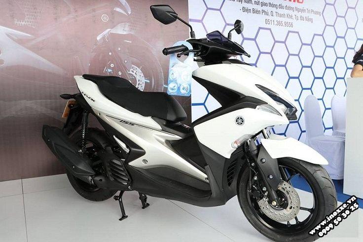 Giá dán keo xe NVX 2017 Hoàng Trí shop